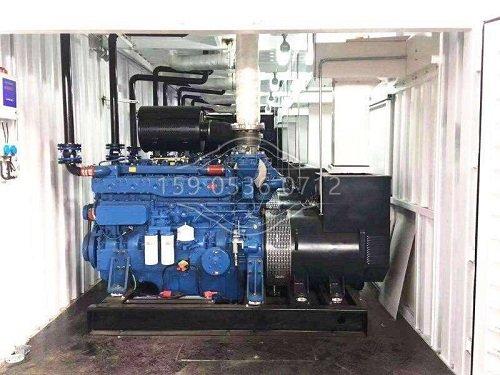 350kw玉柴天然气发电机