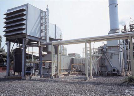 天然气冷热电联产(CCHP)亚博国际网页登录